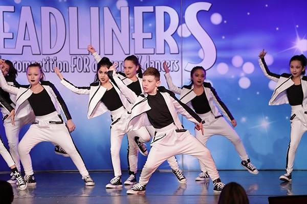 Dance Classes Ages 8-10