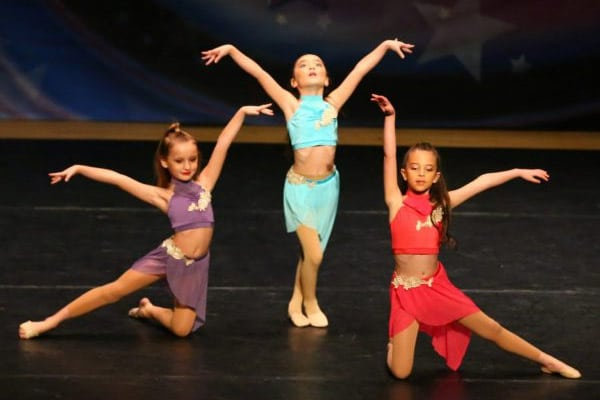 Dance Classes Ages 5-7